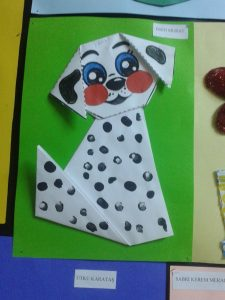 Dalmatian-dog-craft-idea