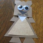 Groundhog-Shape-Craft-idea