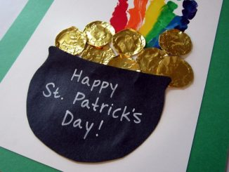Kids-St.-Patricks-Day-Rainbow-Handprint-Craft-idea