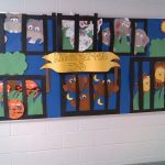 Kindergarten-Zoo-Bulletin-Board-idea