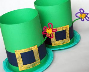 Leprechaun-Hat-craft