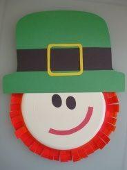 Paper-Plate-Leprechaun-craft-idea