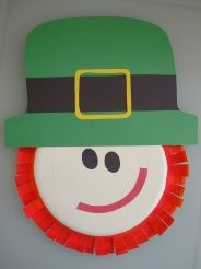 Paper-Plate-Leprechaun-craft-idea