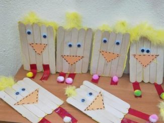 Popsicle-Stick-bird-craft