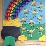 Saint-Patricks-Day-Bulletin-Board-idea-for-kids