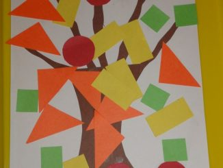 Shapes-tree-craft