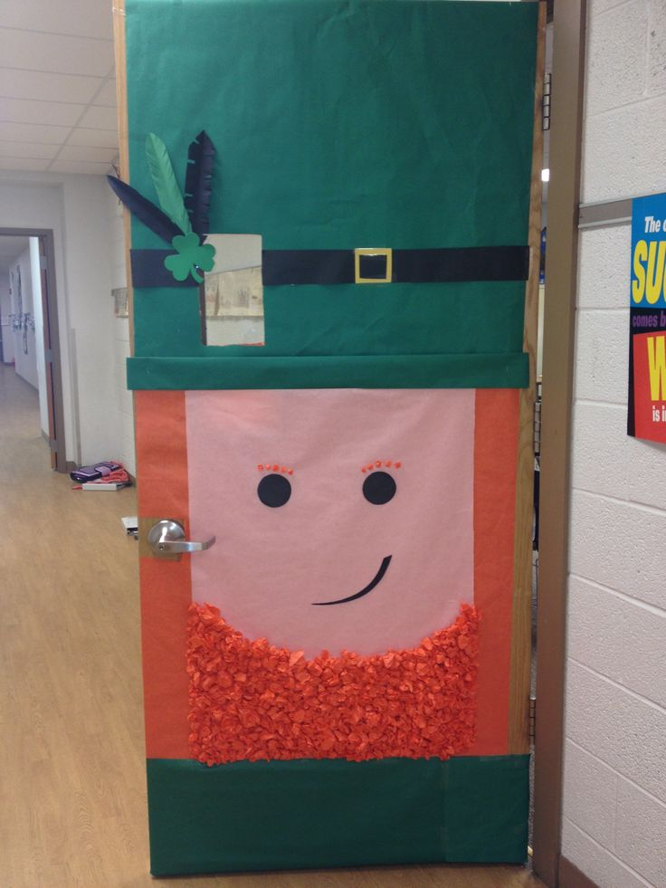 St.-Patricks-Day-Door-craft-ideas