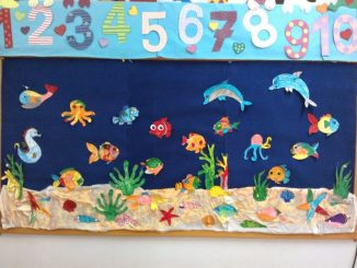 Underwater-bulletin-board-idea