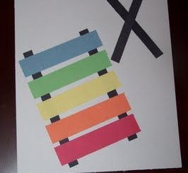 Xylophone-craft-idea