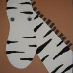 Zoo-zebra-craft-idea