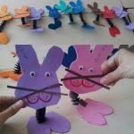 accordion-bunny-craft