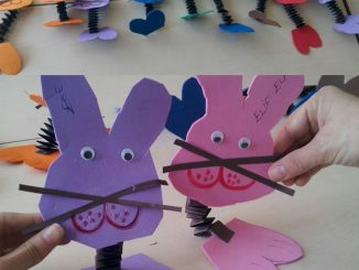 accordion-bunny-craft