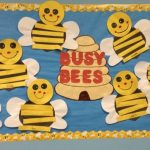 bee bulletin board idea