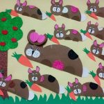 bunny-bulletin-board-idea-for-kids
