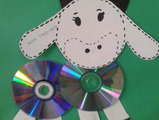 cd cow crafts