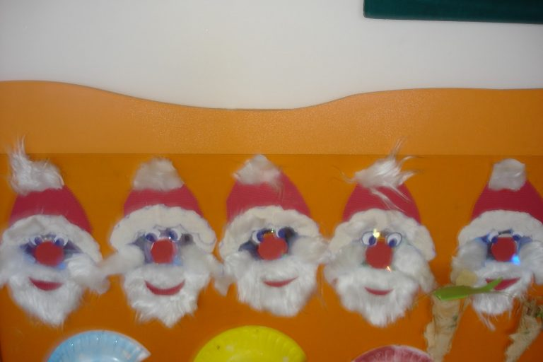 cd-santa-claus-craft-idea