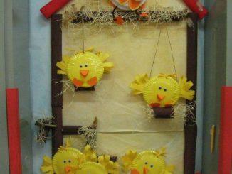 chicken-farm-bulletin-board-idea