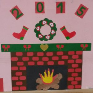 christmas-bulletin-board-idea-for-kindergarten