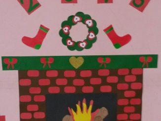 christmas-bulletin-board-idea-for-kindergarten