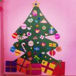 christmas-tree-bulletin-board-idea-for-kids