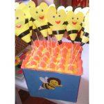 cone-shaped-bee-craft-idea