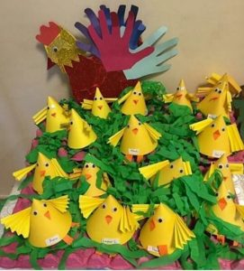 cone shaped chick craft