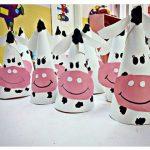 cone-shaped-cow-craft-idea