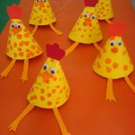 cone-shaped-hen-craft