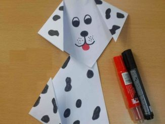 dalmatian dog craft ideas