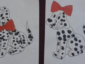 dog craft idea