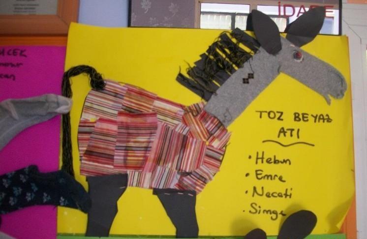 donkey-bulletin-board-idea