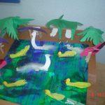 duck bulletin board idea