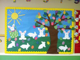 easter-bulletin-board-idea-for-preschoolers