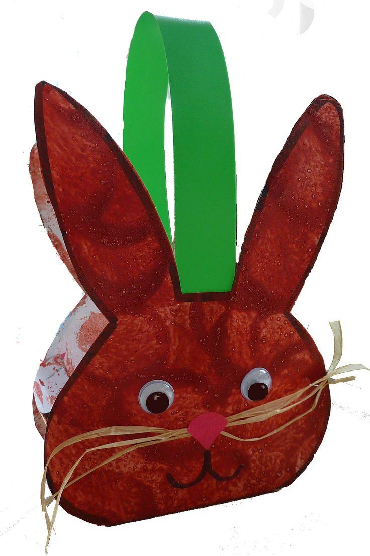 easter-bunny-basket-craft-idea