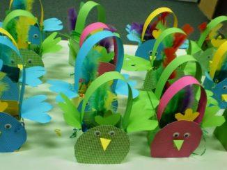 easter-chick-basket-craft