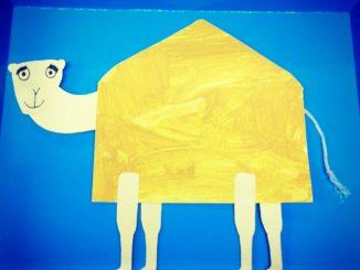 envelope-camel-craft-idea