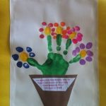 fingerprint_flower_craft_idea