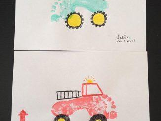 footprint vehicle craft