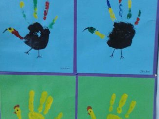 handprint-chicken-craft-idea