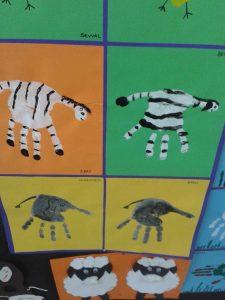 handprint-zebra-craft-idea