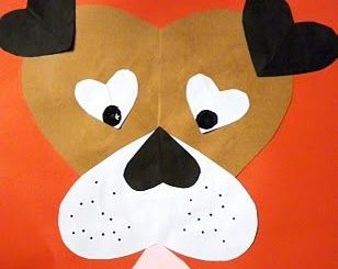 heart-dog-craft-idea-for-kindergarten