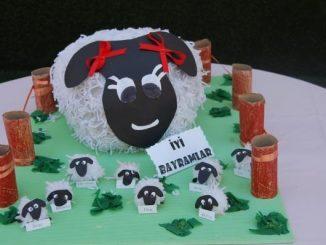 lamb craft idea