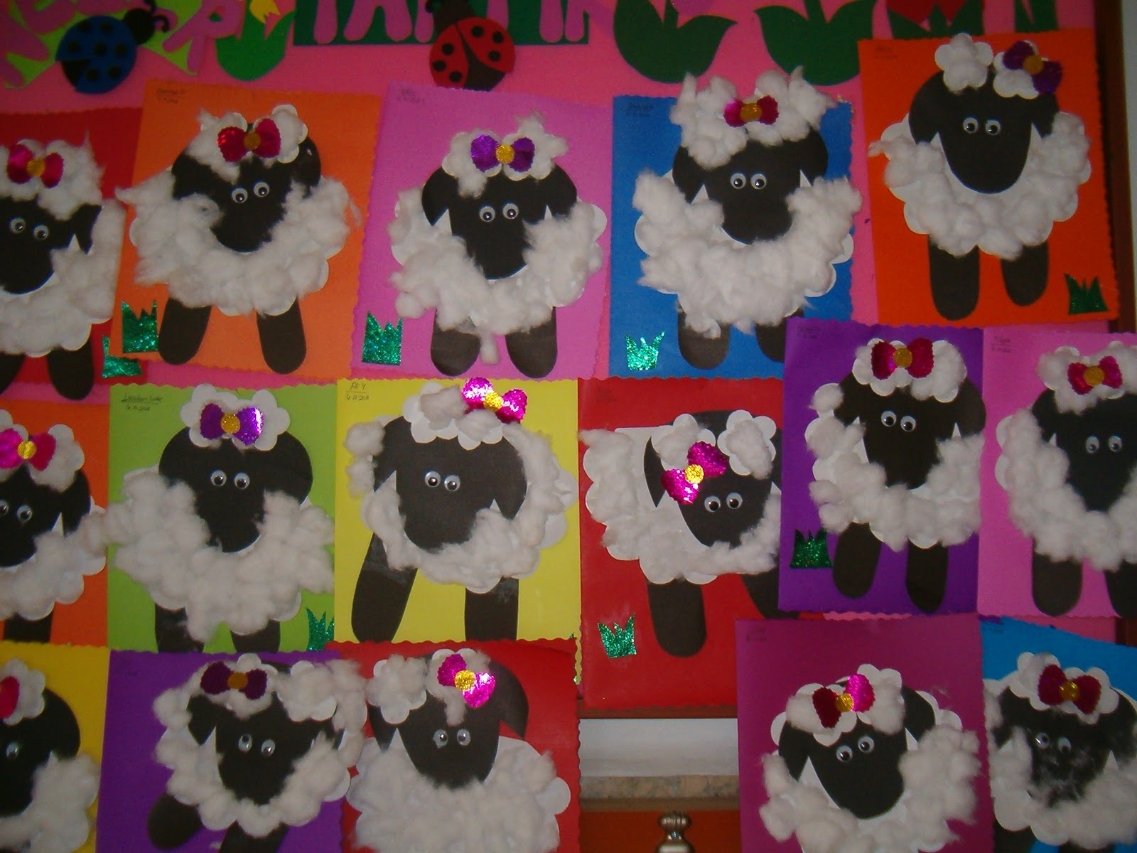 lamb craft