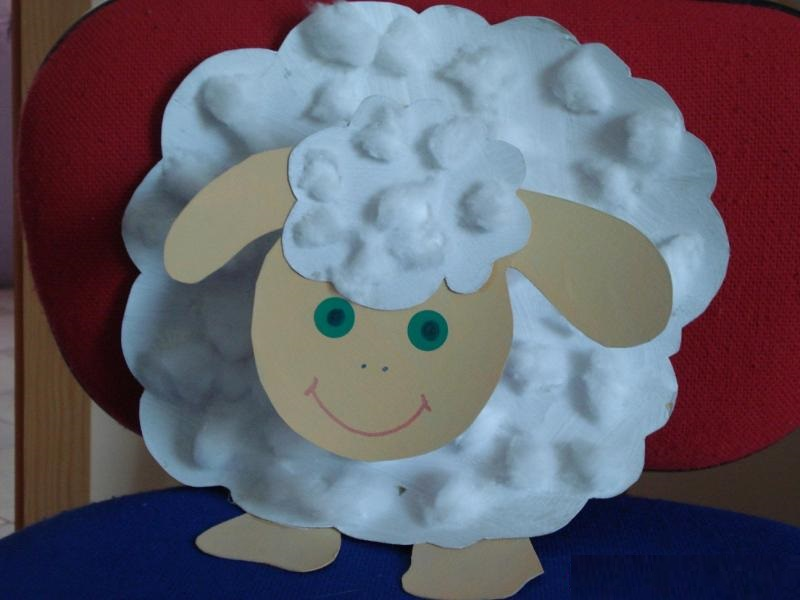 lamb crafts