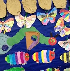 life of cycle butterfly craft idea