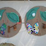 life of cycle butterfly craft idea (7)