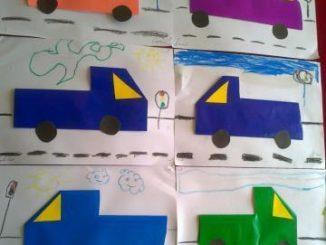 origami-truck-craft-idea