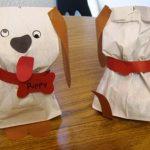 paper-bag-dog-craft-idea