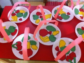 paper-plate-fruit-basket-craft