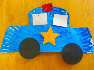 paper-plate-police-car-craft-idea